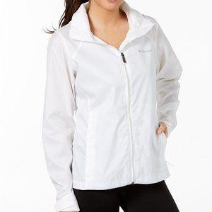 Columbia Women's Waterproof Packable Rain Jacket